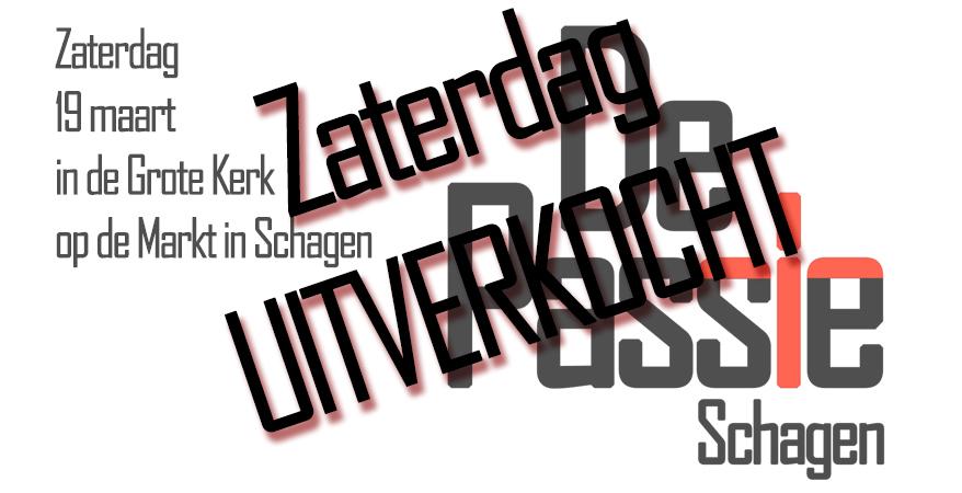 De passie evenement logo zaterdag - UITVERKOCHT